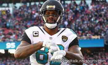 Marcedes Lewis gets a chance to settle score with the Jaguars