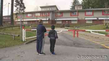 Surrey School forced to temporarily close because of a COVID-19 outbreak