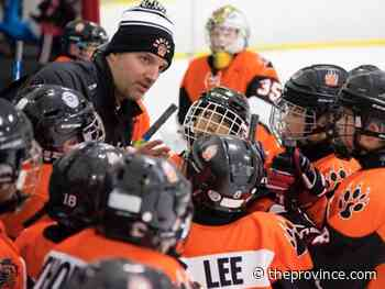 COVID-19: Kids send right minor hockey mask message amid angst