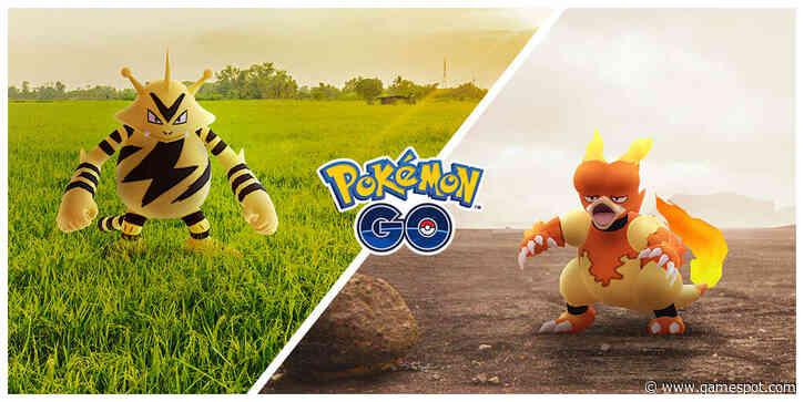 Pokemon Go Magmar Community Day (November 2020): Shiny Magmar, Event Move, Bonuses, And More
