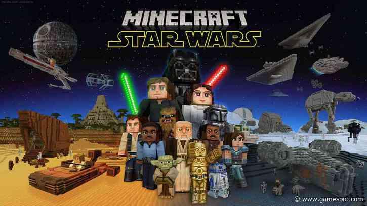 Minecraft Star Wars DLC Has Baby Yoda