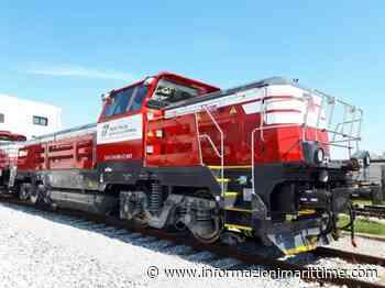 La Spezia, arriva il locomotore green per le manovre ferroviarie in porto - Informazioni Marittime