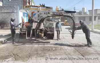 Apizaco abate estigma con bacheadora HOPE - El Sol de Tlaxcala