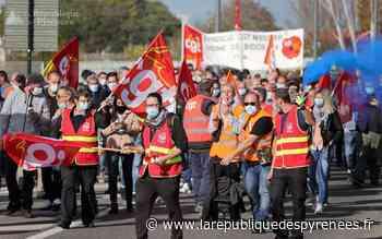 Les salariés de la MAP manifestent ce jeudi midi à Serres-Castet - La République des Pyrénées