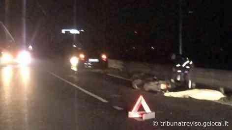 Fuori strada con lo scooter a Resana, muore trentenne - La Tribuna di Treviso
