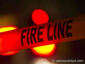 Part of Burnaby Hospital evacuated due to fire Sunday overnight