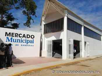 Inauguran el mercado municipal de San José del Valle - Noticias en Puerto Vallarta - Tribuna de la Bahía