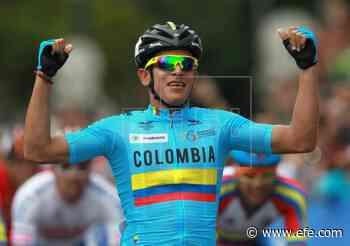 Nelson Soto vence en Guasca y Alexander Gil sigue líder de Vuelta a Colombia - EFE - Noticias