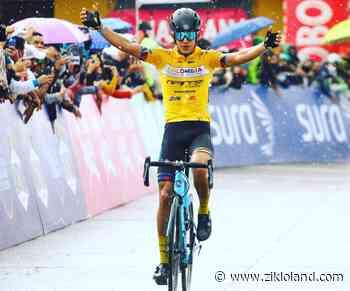 Vuelta a Colombia: Nelson Soto vence en Guasca - Zikloland