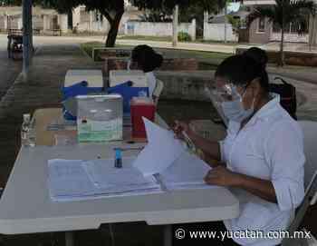 En marcha jornadas de salud en Peto - El Diario de Yucatán