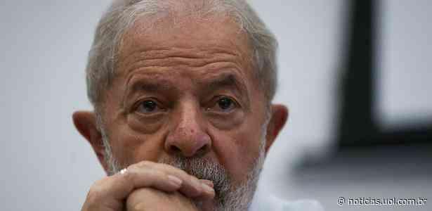 Bolsonaro fala 'marica' como se fosse grande macho, diz Lula - UOL Notícias