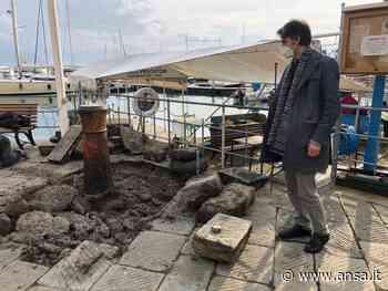 Santa Margherita Ligure, studia e cura i suoi cannoni - Agenzia ANSA