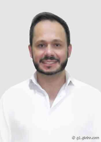 Edson Rodrigo, do DEM, é reeleito prefeito de Monte Alegre do Sul - G1