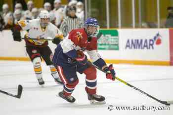 Canadian drop season opener to Timmins Rock