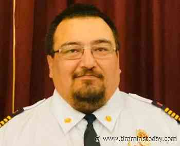 Mattagami First Nation names new fire chief - TimminsToday