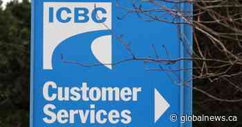 Coronavirus: 5 ICBC locations moving to in-person appointments only