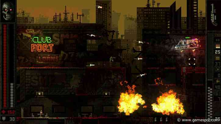 Free Game Alert: This Intense Indie Shooter Is Free On GOG Right Now