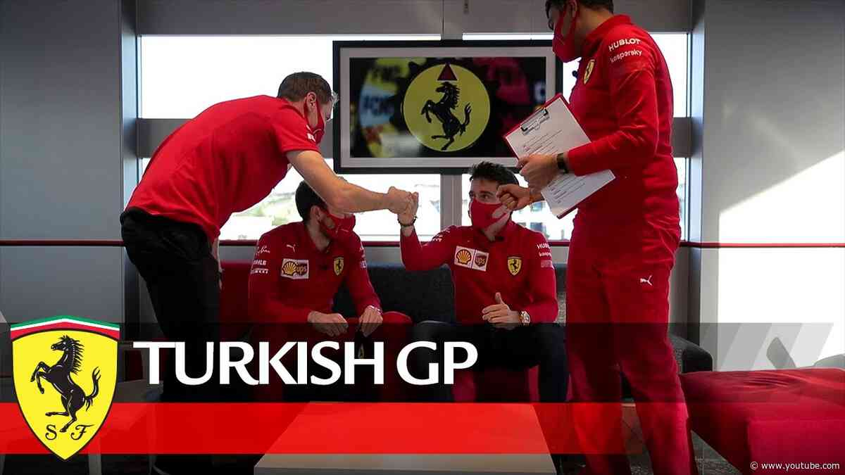 Turkish GP - Hourglass Challenge 10