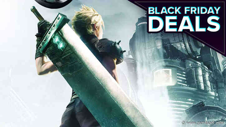 Final Fantasy 7 Remake Black Friday 2020 Deals Drop It As Low As $25 (PS5/PS4)