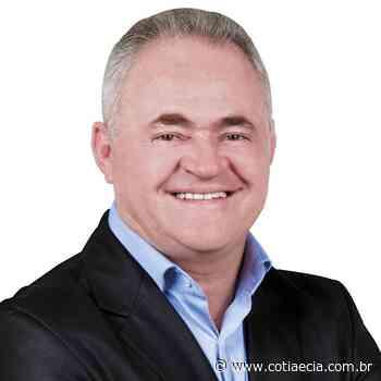 Josué Ramos é reeleito em Vargem Grande Paulista - Cotia e Cia