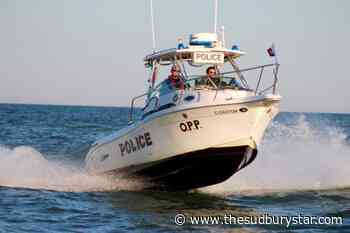 Marine unit rescues stranded French River boater