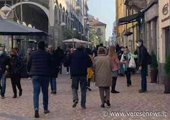"""Il nuovo regolamento del decoro urbano di Busto Arsizio vara i """"dehors"""" invernali - varesenews.it"""