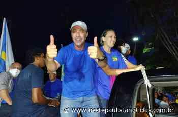 Dany Floresti é eleito Prefeito de Pirapora do Bom Jesus - Portal Oeste Paulista