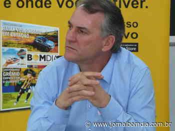 Notícias | Notícias: soligo-e-reeleito-em-getulio-vargas - Jornal Bom Dia