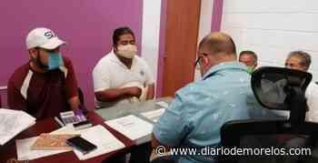 Atiende Movilidad Morelos peticiones de taxistas de Tezoyuca, Emiliano Zapata - Diario de Morelos