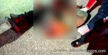 Asesinan a balazos a un hombre en Emiliano Zapata - Diario de Morelos