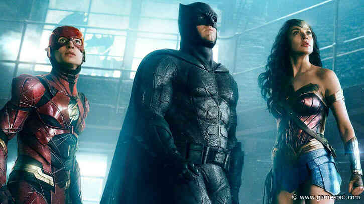 Justice League Director Zack Snyder Originally Planned For Two Movies