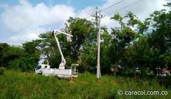 Trabajos de Afinia este viernes en Cartagena, Mahates y Magangué - Caracol Radio