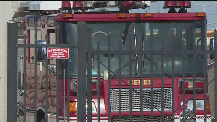 Ceres Fire Department To Continue COVID-19 Testing After Six Firefighters Test Positive