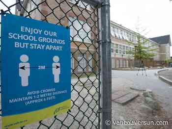 COVID-19: School transmissions grow in Metro Vancouver