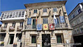 Betanzos sustituirá los ventanales de la casa consistorial del casco antiguo - El Ideal Gallego