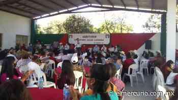Toman protesta a la nueva estructura del PRI San Fernando - El Mercurio de Tamaulipas