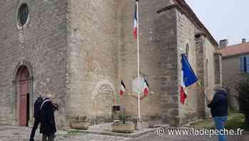 Le Montat. Commémoration restrainte mais solanelle. - ladepeche.fr