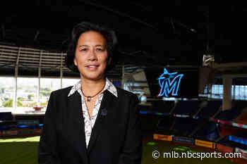 Kim Ng ready to bear the torch as baseball's 1st female GM