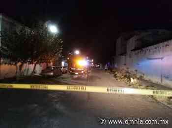 Atacan a pareja en colonia Hidalgo de Ciudad Juárez, mujer muere en el lugar - Omnia