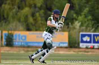 Echuca women keep perfect record alive in Goulburn Murray Cricket - Shepparton News