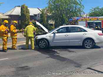 Two-car collision in Echuca - Riverine Herald