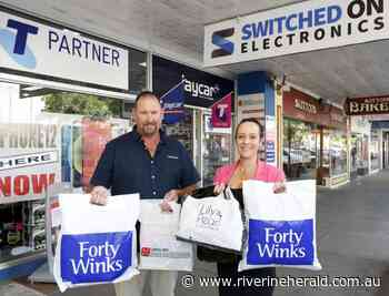 Shop Local in Echuca Moama and win - Riverine Herald