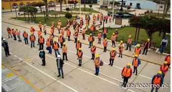Más de 400 pobladores de Santiago de Cao acceden a empleos temporales - Diario Correo