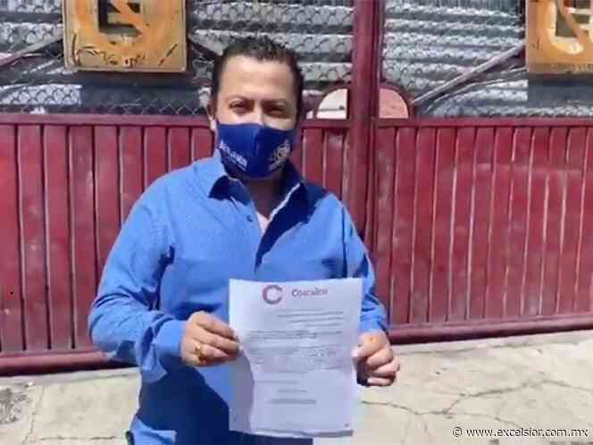 Alista PAN denuncia por detención de brigadistas en Coacalco - Periódico Excélsior