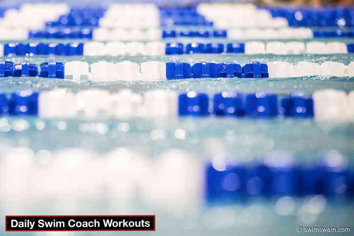 Daily Swim Coach Workout #278