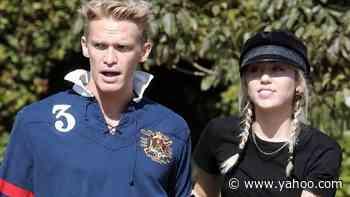 Miley Cyrus & Cody Simpson Unfollow Each Other on Instagram - Yahoo Entertainment