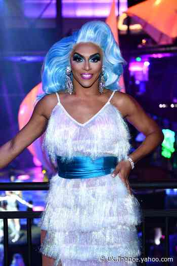 Drag queen Shangela shares stories from working with Lady Gaga, Miley Cyrus, Ariana Grande and Beyoncé - Yahoo Finance UK