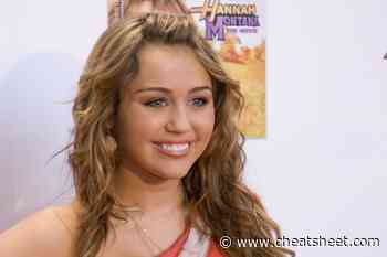 There's a Funny Reason Why Miley Cyrus' Character on 'Hannah Montana' Had the Same Name as Her - Showbiz Cheat Sheet