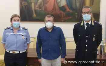 Nominato a Desenzano del Garda il nuovo comandante della Polizia Locale • Gardanotizie - Garda Notizie