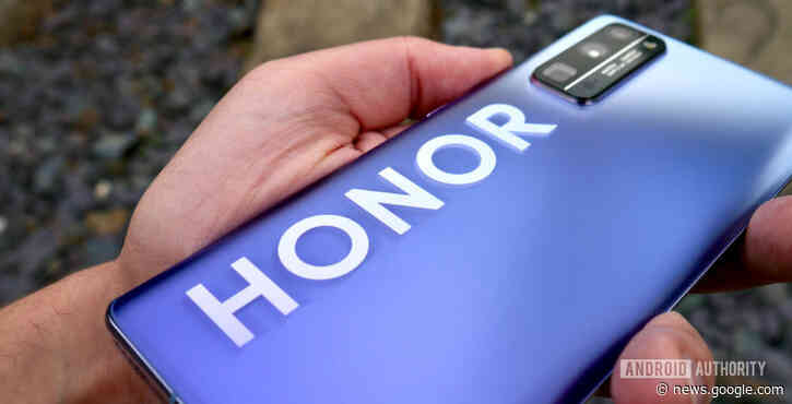 It's done! Huawei has sold Honor under 'tremendous pressure' from US sanctions. - Android Authority